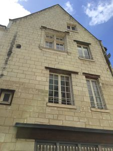 Photo for Rent furnished 2 room apartment in CHINON in the heart of the medieval city. R + 2