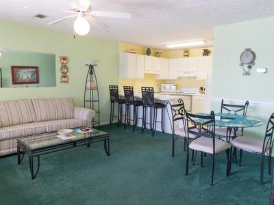 Photo for Wendwood I7 One Bedroom Condo Just Steps from the Beach!