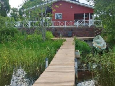 Photo for Vacation home Suvela in Sotkamo - 9 persons, 3 bedrooms