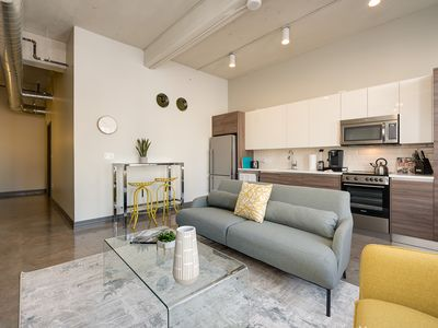Photo for Beautiful New 2bd in the Heart of Downtown!