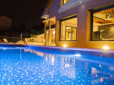 Photo for Club Villamar - Exclusive luxury villa with panoramic views,  the perfect summer retreat for an u...