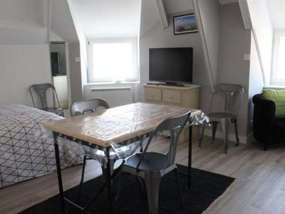 Photo for Apartment Fort-Mahon-Plage, studio flat, 3 persons