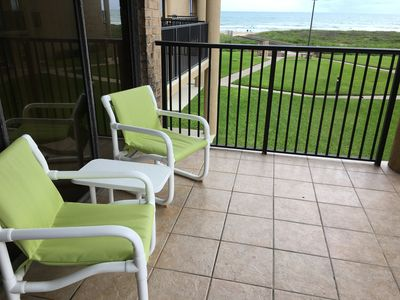 Photo for On the Beach Condo Next to Schlitterbahn's Water Parks