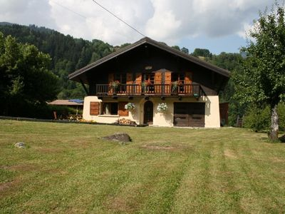 Photo for 2 to 12 bed summer or ski chalet