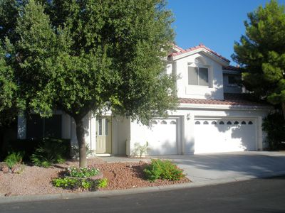 Quiet & secure residential neighborhood with several parks & golf courses nearby
