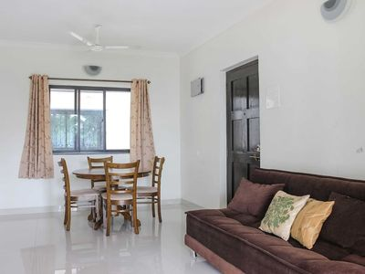 Photo for CANDOLIM Apt 5 min away from beach