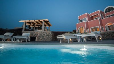 Photo for Villa with volcano panoramic views and spectacular sunsets
