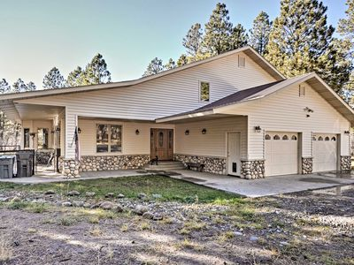 Photo for Pagosa Springs Home w/3 Acres Near Wolf Creek Ski!
