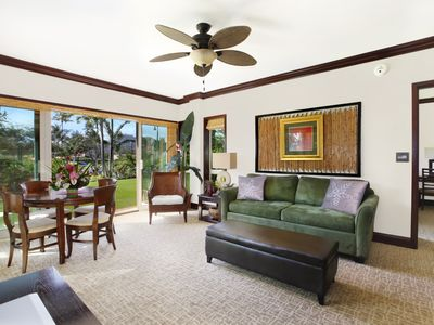 Photo for Waipouil Beach Resort Exquisite Luxury Garden View Large Yard Perfect for Families!