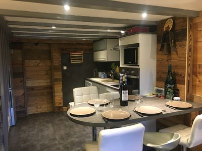 Photo for Apartment 4/6 people in the heart of vars les claux