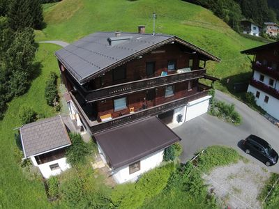 Photo for Comfortable Apartment with Garden near a Ski Area in Tyrol
