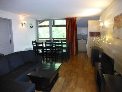 Photo for 1BR Apartment Vacation Rental in Brides-les-Bains