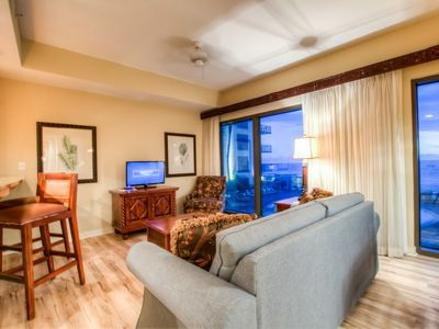 Photo for Origin #516!Gorgeous Condo! Pool & Fitness room! Beach Views By ZIA!