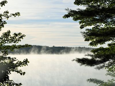 Photo for Tranquil Lake Front Paradise on Ponhook in the Heart of Nova Scotia