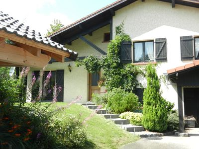 Photo for Quiet, Chalet for 2 to 6 people, Label 3 CléVacances, Free Con WI-FI