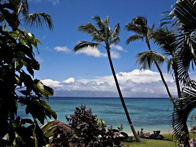 Hale Mahina's Backyard