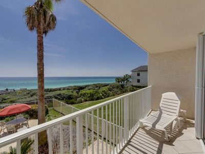 Photo for Great Location ~ In the Heart of Seagrove Beach ~ Heated Gulf-Front pool