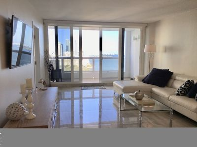 Luxury Bay view Condo, spacious 2/2 Remodeled NEW! JULY & AUG now available!