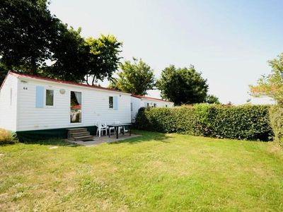 Photo for Camping Le Patisseau **** - Mobil Home Ketch 3 Rooms 5 People