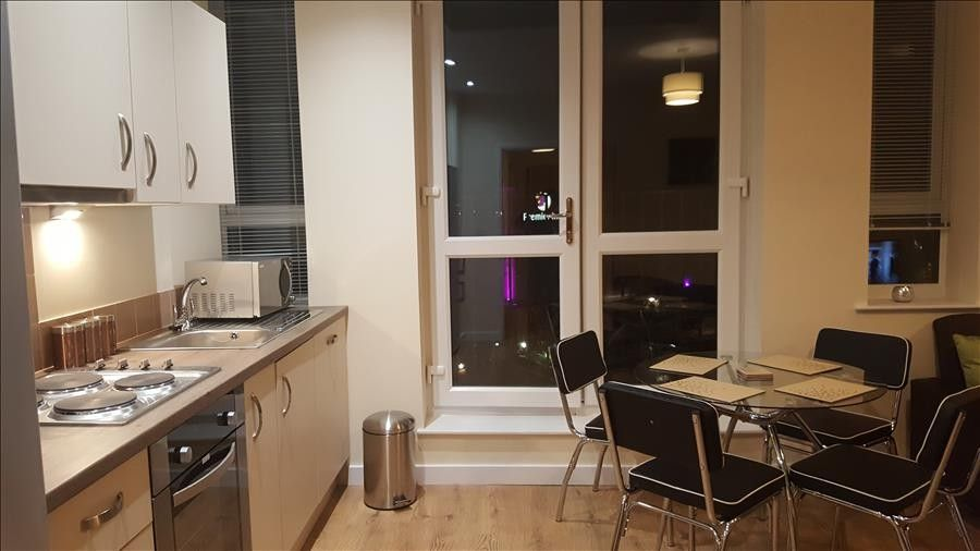 Apartment in the center of Maidstone with Lift, Parking, Washing machine (538497)