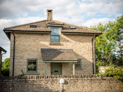 Photo for Cosy family cottage on Cotswold nature reserve