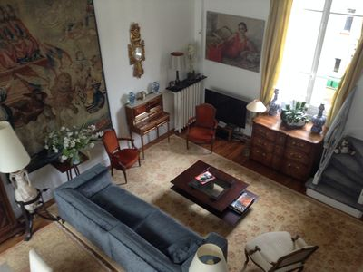 Photo for Very beautiful Parisian apartment for 2 persons.