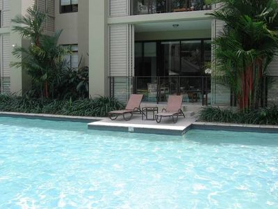 Photo for Apt 104a (SWIM OUT), Sea Temple Resort, Palm Cove