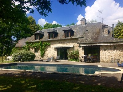 Photo for 6BR House Vacation Rental in Saint germain les vergnes
