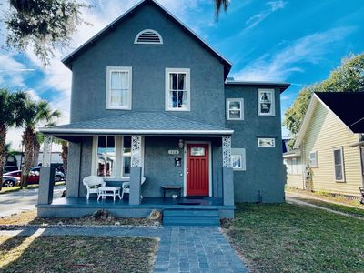 """Photo for """"Suite #4"""" Beautiful turn of the century home in the heart of downtown New Smyrna Beach."""