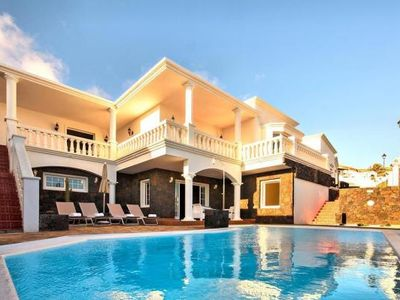 Photo for Villa, Nazaret  in Lanzarote - 8 persons, 4 bedrooms