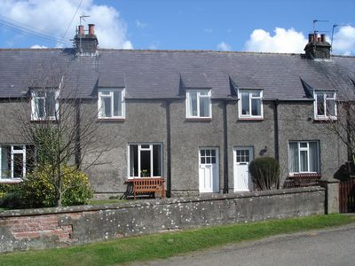 Photo for A delightful cottage near to Bamburgh and the coast, perfect for family holidays