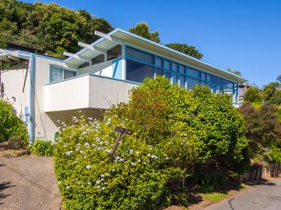 Photo for Sausalito Butterfly House: Bay Views /Quiet /Walk to Town & Ferry