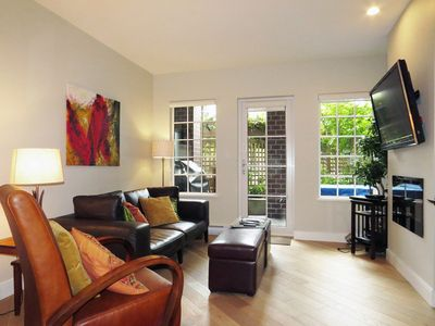 Photo for Downtown Burdett Luxury Apartment - 30 Day Min