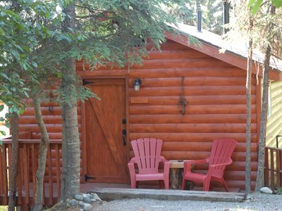 Photo for Tranquility Cabin at Kenai Rver Soaring Eagle Lodge and Cabins