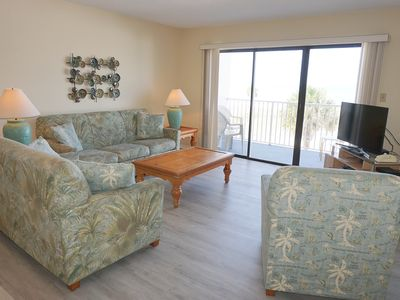Photo for Sea Breeze 203 2BR 2BA Gulf Front