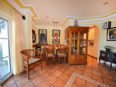 Photo for House 420 m from the center of Gager with Parking, Internet, Washing machine, Terrace (91223)
