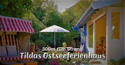 Photo for Tildas Ostseeferienhaus TILDAHOLM, only 300 m to the beach!