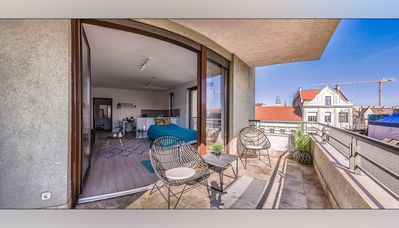 Photo for Sunny Home Deluxe & Panoramic Terrace