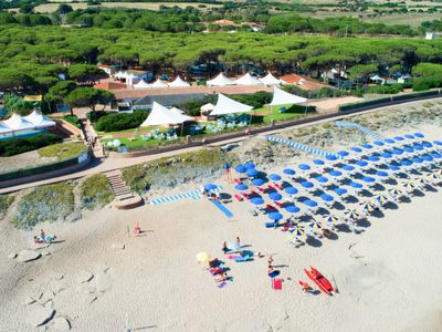 Photo for Vacation home Camping Baia Blu - La Tortuga (VGM302) in Vignola Mare - 6 persons, 2 bedrooms