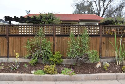 Street view-- nice, private setting with your own yard!