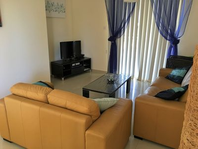 Photo for 2 bedroom first floor luxury apartment in the sun offering affordable luxury...