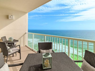 Photo for ☀Majestic Beach 2-2003-2BR☀GulfFront! 5 pools-July 24 to 26 $1051 total! FunPass