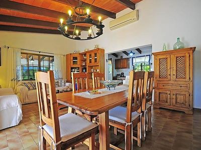 Photo for Vacation home Tramuntana in Inca - 6 persons, 3 bedrooms