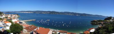 Photo for Magnificent views of the sea in the Ría de Pontevedra VUT-PO-000592