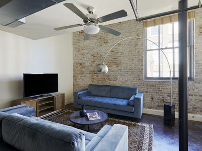 Photo for Sonder | Constance Lofts | Charming 2BR + Gym