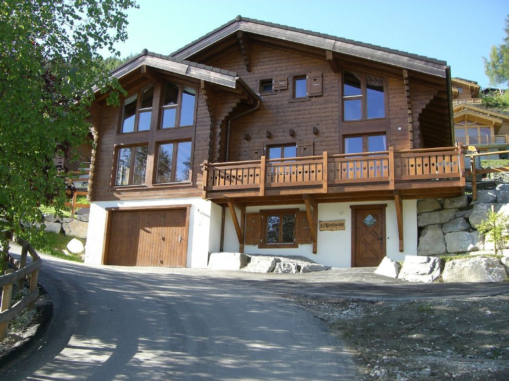 Luxury 5* Chalet With Hot Tub, Close To... - HomeAway Nendaz