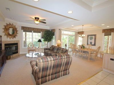 Photo for Beautiful 2- Bedroom Villa on the 5th & 6th holes at Pinehurst National No.9