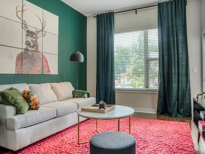 Photo for Stylish 1BR in East Austin #1137 by WanderJaunt