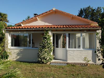 Photo for Charming house for couples 10 minutes from Royan and the beaches of the ocean.
