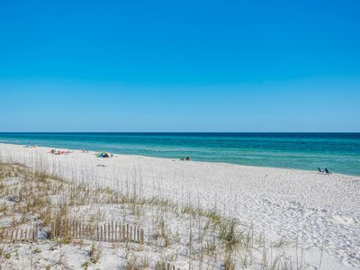 Photo for Amazing Gulf Front 3 bedroom condo in Starboard Village. Free WiFi. Pool.
